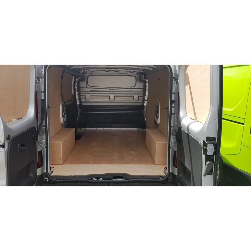 Vauxhall Vivaro Double Cab/ Crew Cab - Plyline Kit 2014 Onwards