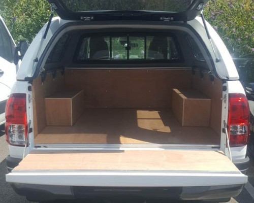 Toyota Hilux Double Cab/Crew Cab - Plyline Kit 2016 Onwards