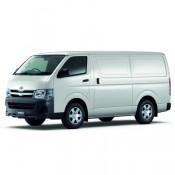 Hi-Ace Power Van
